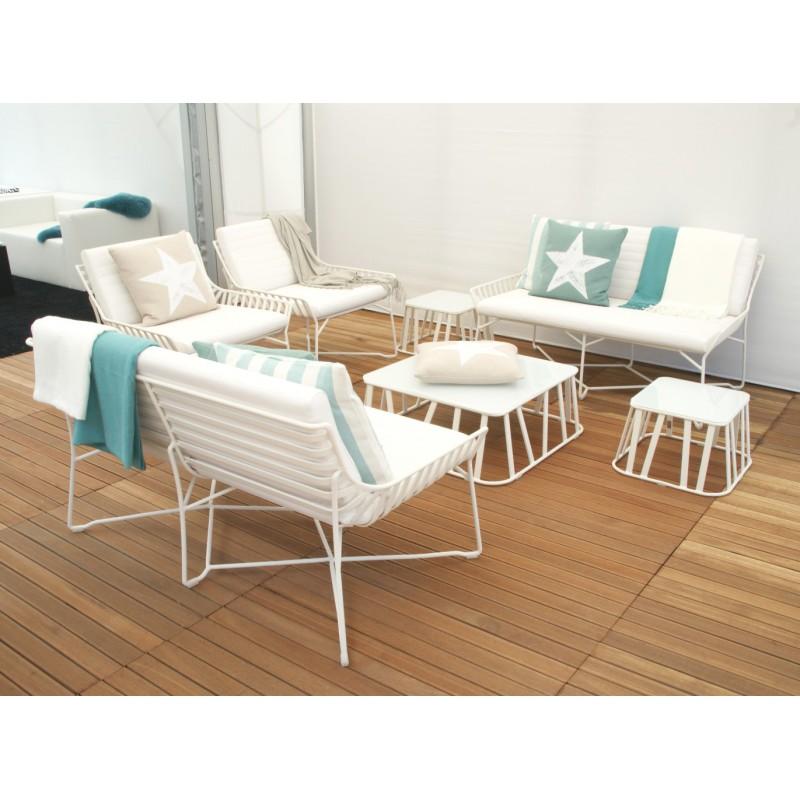 ambiance zu vermietengiardini outdoor loungetisch. Black Bedroom Furniture Sets. Home Design Ideas